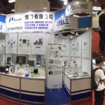 Thank you for visiting our booth at 14th Taipei International Instruments Show