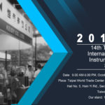 We invite you to 14th Taipei International Instruments Show (2019)