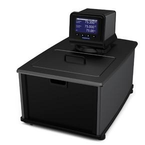 配備高級可程式數位控制器的的集成式加熱循環水槽
