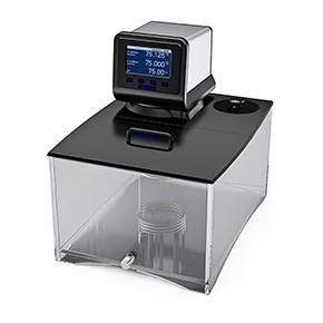 配備高級可程式型溫度控制器的聚碳酸酯開放式水槽系統