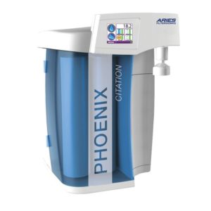 PHOENIX Citation Ultra High-Purity Water System